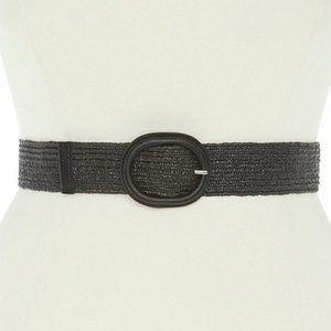 Lane Bryant Stretch Woven Adjustable Belt 22/24